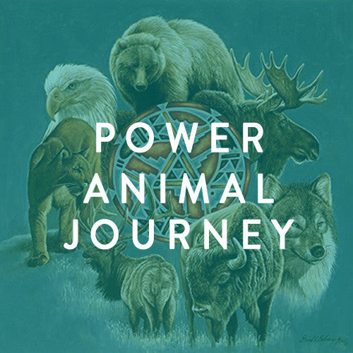 Sunday, March 16th -- Journey to Embody your Power Animal