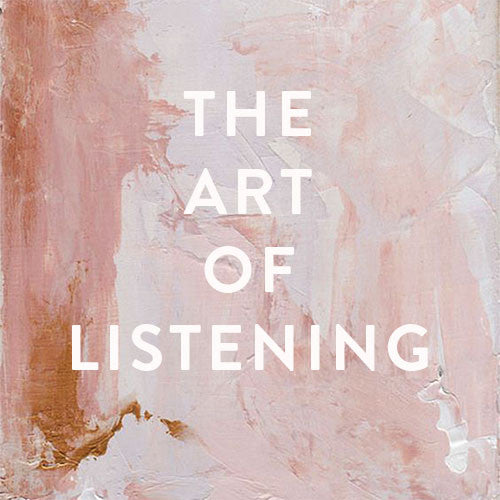 Wednesday, June 14th -- The Art of Listening : An Evening of Narrative Medicine