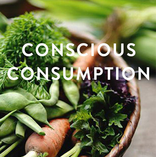 Sunday, June 11th — Conscious Consumption : Eating Practices for Soul Nourishment & Body Healing