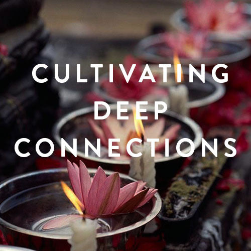 Sunday, January 29th -- Cultivating Deep Connection: with Ourselves, Eachother, & the Earth