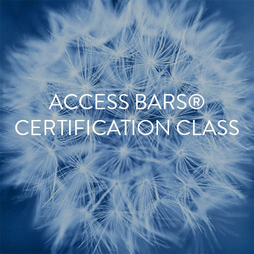 Wednesday, July 10th -- Access Bars® Certification Class