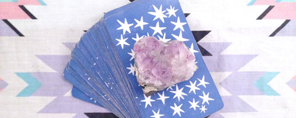 Sunday, March 15th -- DiY DIVINATION: an Intuitive Tarot Workshop
