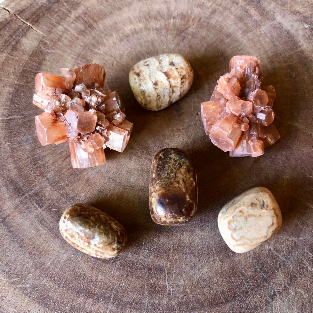 Aragonite - Many Sizes