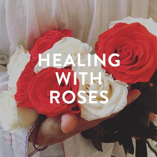 Wednesday, May 24th -- Healing with Roses: Sexual & Creative Energy