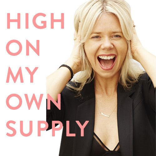 Wednesday, July 12th -- High on My Own Supply : Material Girl, Mystical World