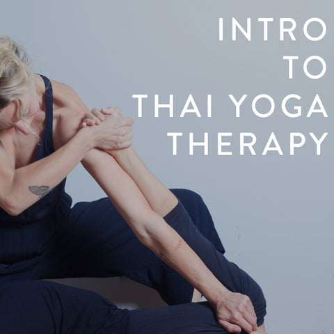 Tuesday, June 11th -- Intro to Thai Yoga Therapy