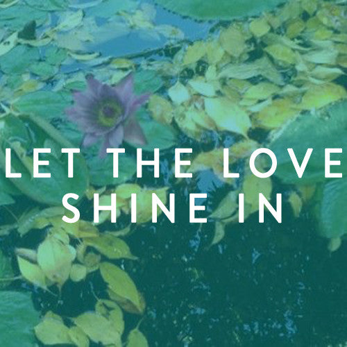 Sunday, February 16th -- Let the Love Shine In: A Healthy Relationships Talk