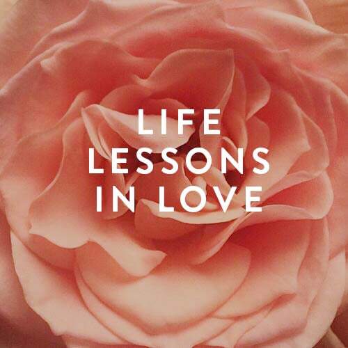 Sunday, June 3rd -- Life Lessons in Love: The 7 Spiritual Laws of Love + Relationships