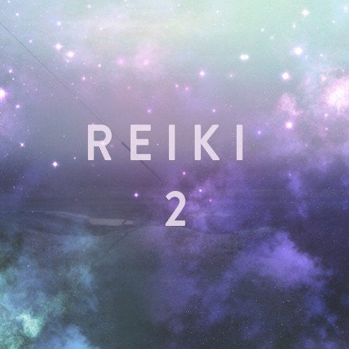Sunday, April 23rd -- Reiki 2 with Lisa