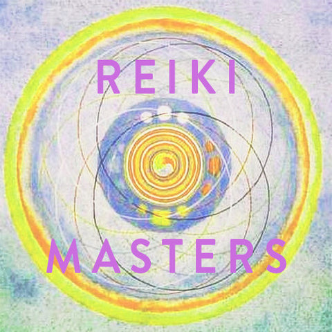 August 2nd-August 9th- Reiki Masters Course at Maha Rose North