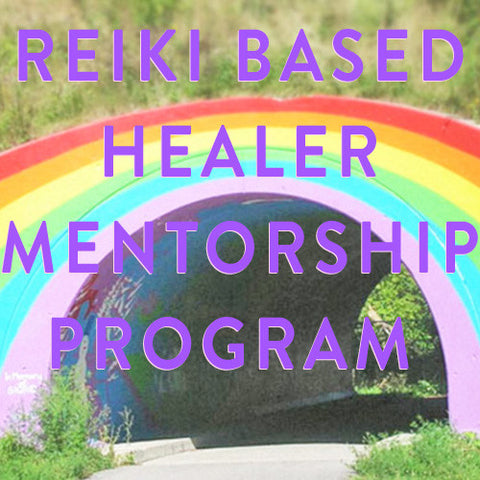 September-December-- Reiki Mentorship Program