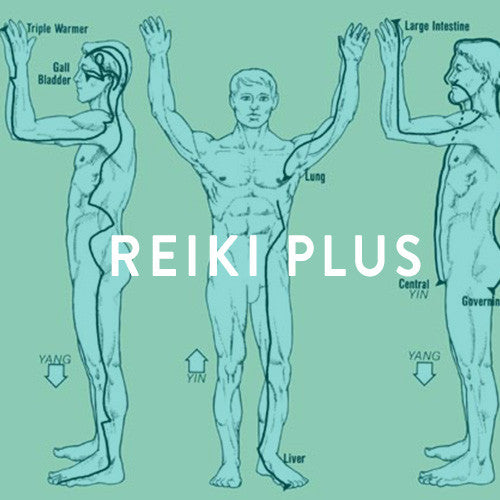 Sunday, June 3rd -- Reiki Plus +
