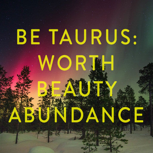 Thursday, May 12th-- Be Taurus: Astrology & Hypnosis Workshop