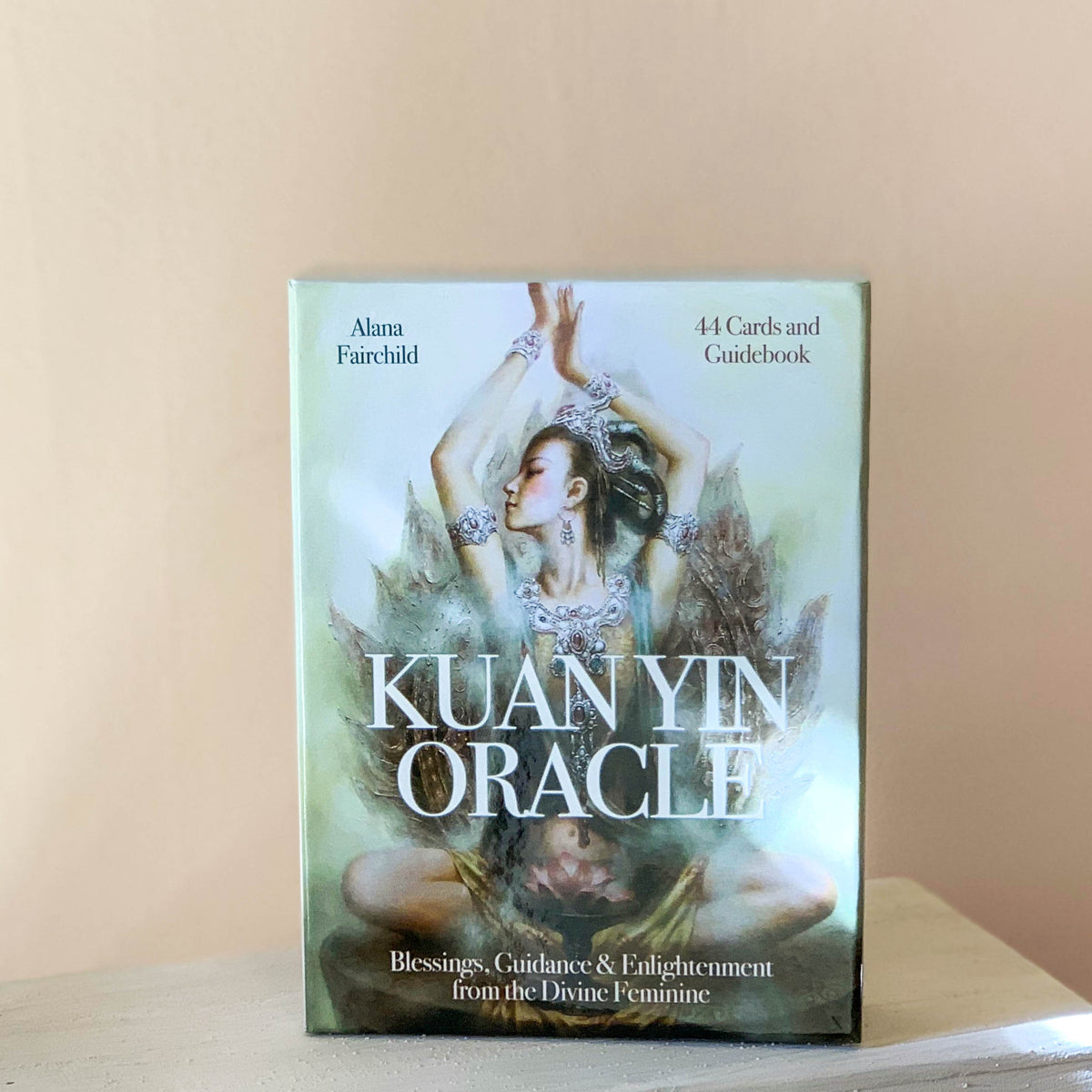 Kuanyin Oracle Deck
