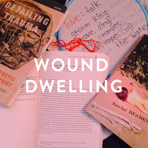 Saturday, September 30th -- Wound Dwelling : Writing the Survivor Body(ies)