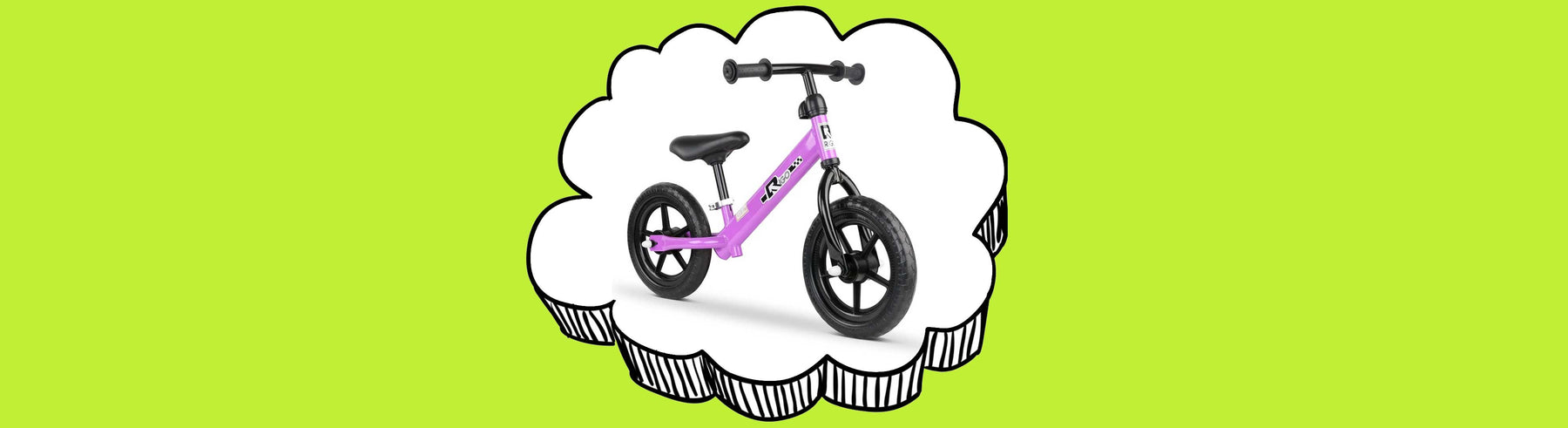 Track Star 12 Inch Kids Balance Bike