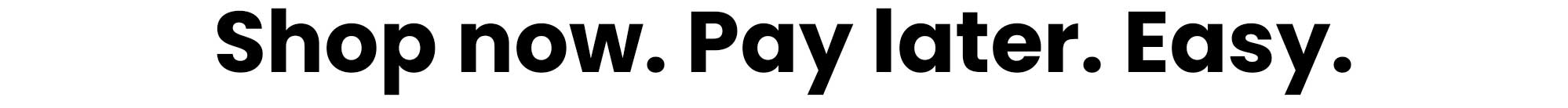 Afterpay, Laybuy and LatitudePay