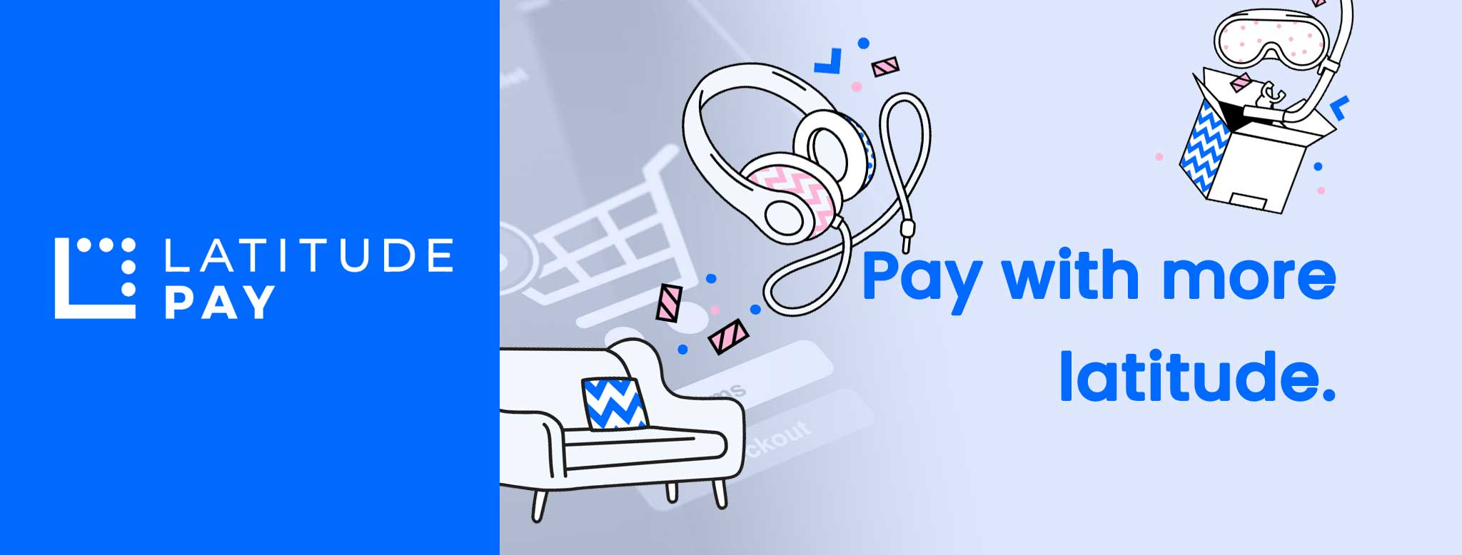 Pay with LatitudePay