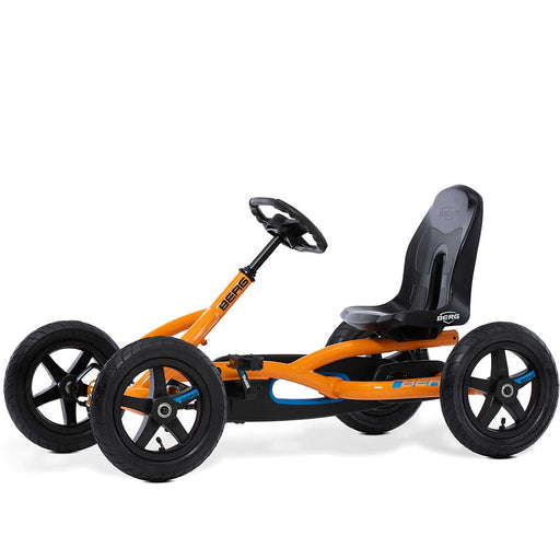 Berg Buddy Kids Pedal Powered Go Kart | Orange