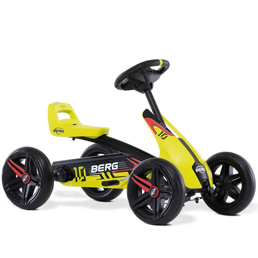 Berg Buzzy Kids Pedal Powered Go Kart with Bonnet | Aero