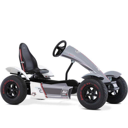 Berg Extra Race GTS Kids & Adults Pedal or 3 Gear Powered Go Kart | Pencil Grey