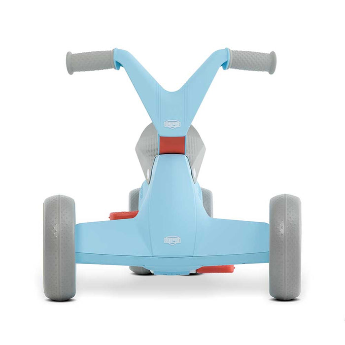 Berg Go2 Kids Push & Pedal Powered Go Kart | Baby Blue