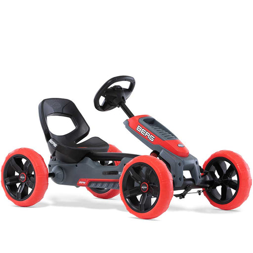 Berg Reppy Kids Pedal Powered Go Kart | Rebel Red