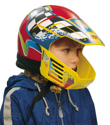 Peg Perego Ducati Kids Safety Helmet | Racing Red