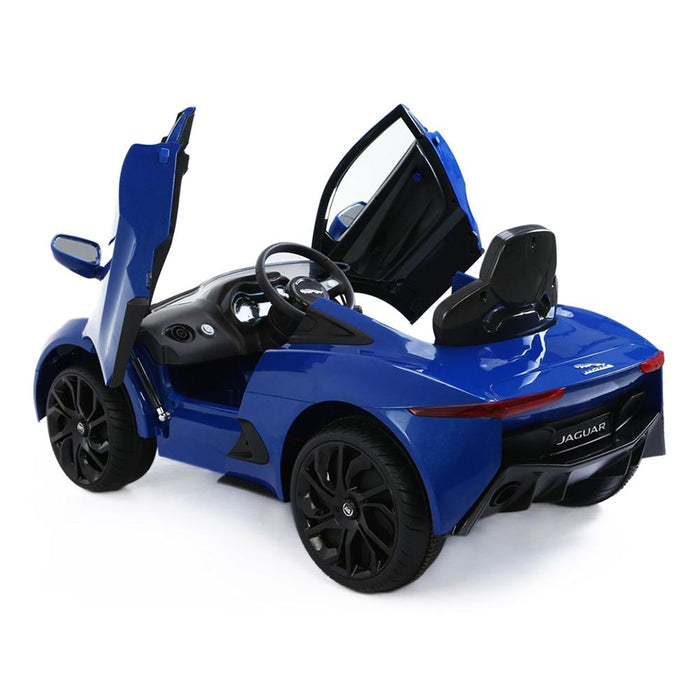 Jaguar C-X75 Licensed Kids Ride On Car | Racing Blue (Limited Edition)