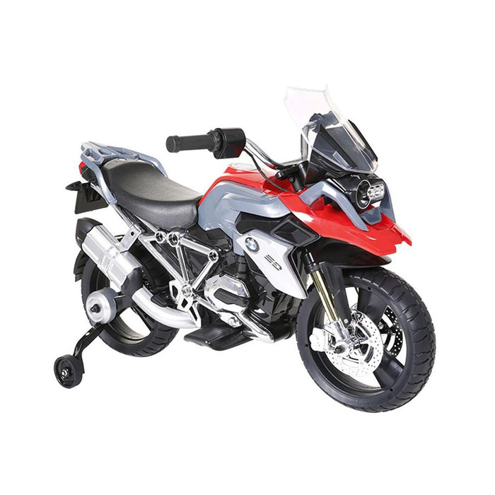 BMW R 1200 GS Licensed Kids Ride On Motorbike Motorcycle | Black/Red