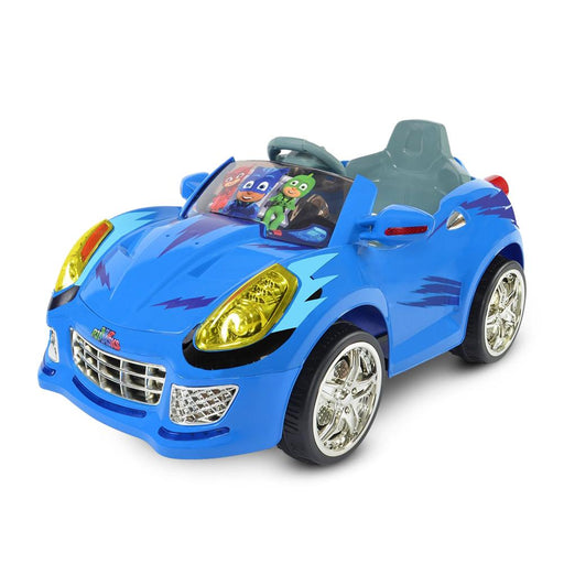 PJ Masks Licensed Kids Ride On Catboy Car | Blue