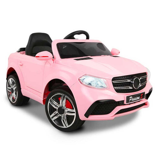 Mercedes Benz GLE 63 Inspired Kids Ride On Car with Remote Control | Dust Pink