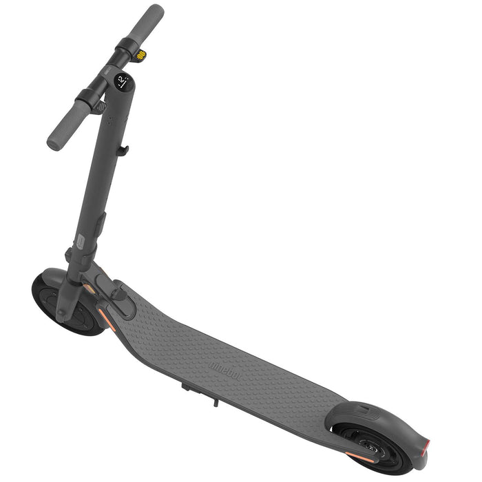 Ninebot Teen/Adult Kickscooter E25 Personal Transport by SEGWAY | Dark Grey
