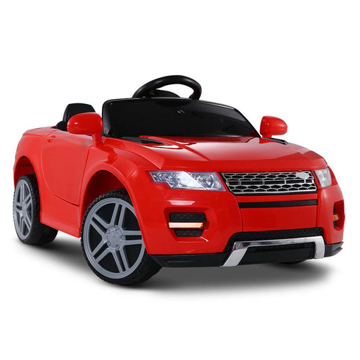 Range Rover Evoque Inspired Kids Ride On Car with Remote Control | Red