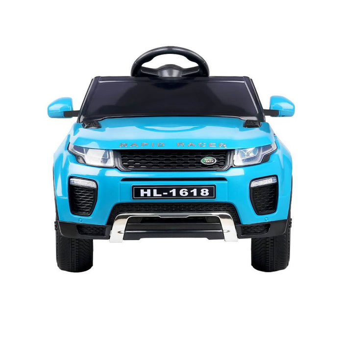 Range Rover Evoque Inspired Kids Ride On Car with Remote Control | Sky Blue (Limited Edition)