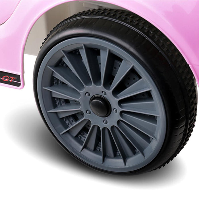 Maserati Inspired Kids Ride On Car | Pink (Limited Edition)