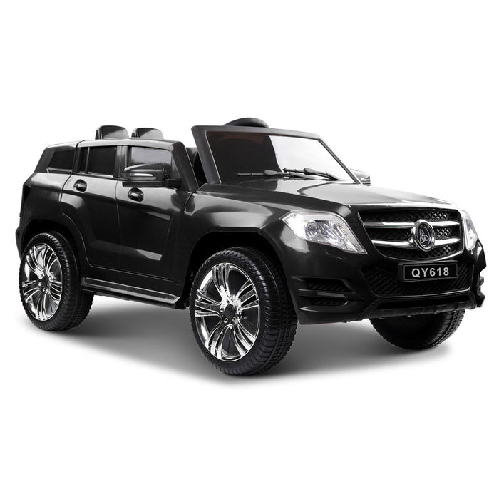 Mercedes Benz ML-450 Inspired Kids Ride On Car with Remote Control | Black
