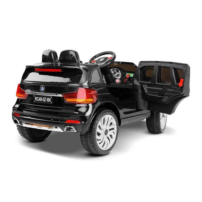 Audi Q7 Inspired Kids Ride On SUV with Remote Control | Black
