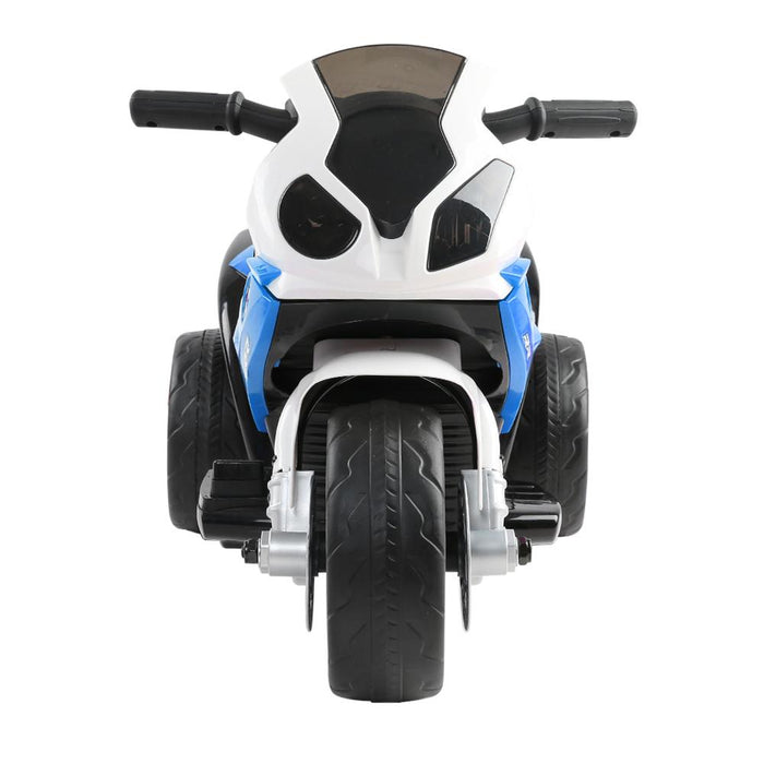 BMW Licensed S1000RR Kids Ride On Motorbike Motorcycle | Blue (Limited Edition)
