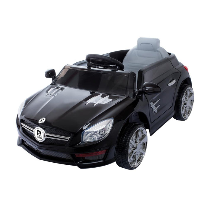 Mercedes Benz SL63 AMG Inspired Kids Ride On Car with Remote Control | Black