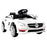 Mercedes Benz SL63 AMG Inspired Kids Ride On Car with Remote Control | White
