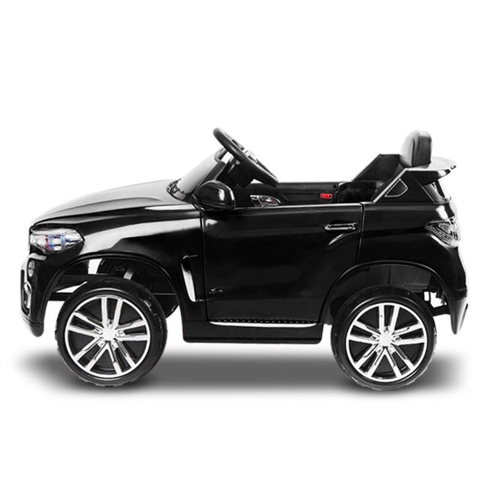 BMW X5 Inspired Kids Ride On SUV with Remote Control | Black (Limited Edition)