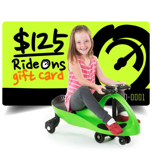 $125.00 AUD RideOns Gift Card