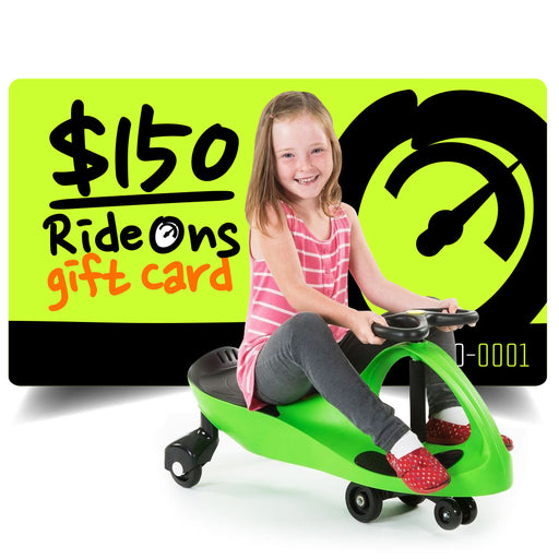 $150.00 AUD RideOns Gift Card