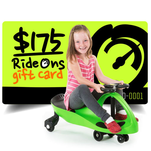 $175.00 AUD RideOns Gift Card