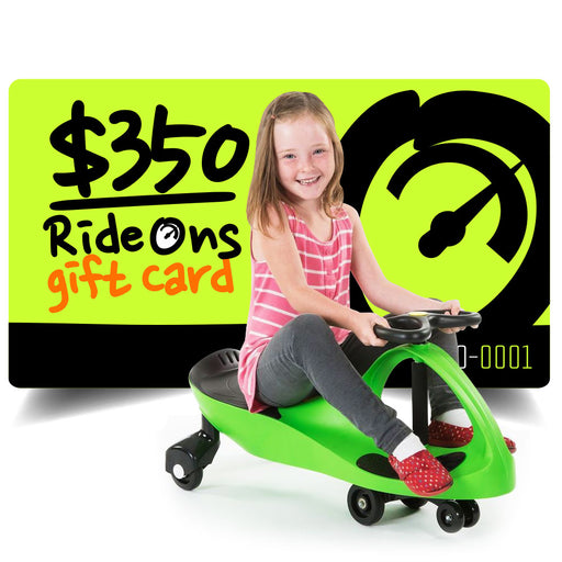 $350.00 AUD RideOns Gift Card