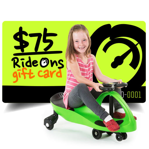 $75.00 AUD RideOns Gift Card