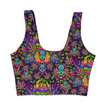 Psychotropic Crop Tank