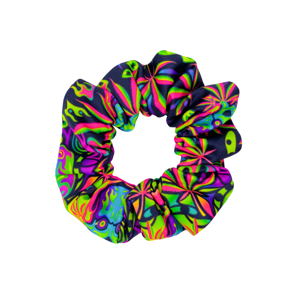 Psychotropic Scrunchie
