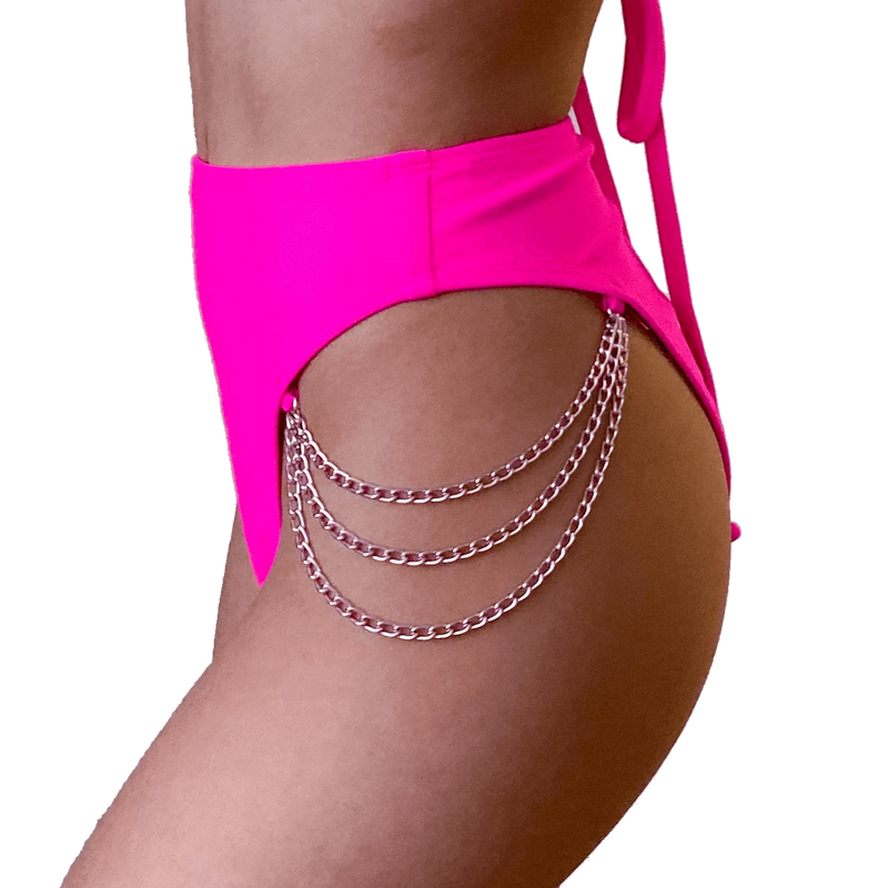 Pink Heart Rebel Bottoms
